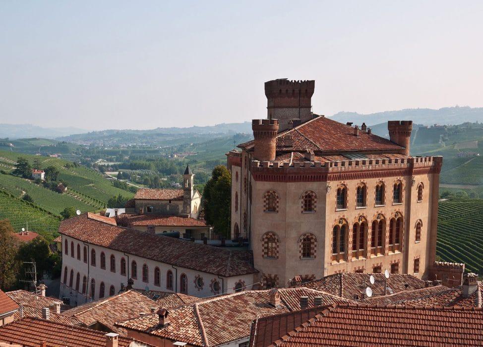 Marcarino Arredamenti - Castello di Barolo - WiMu